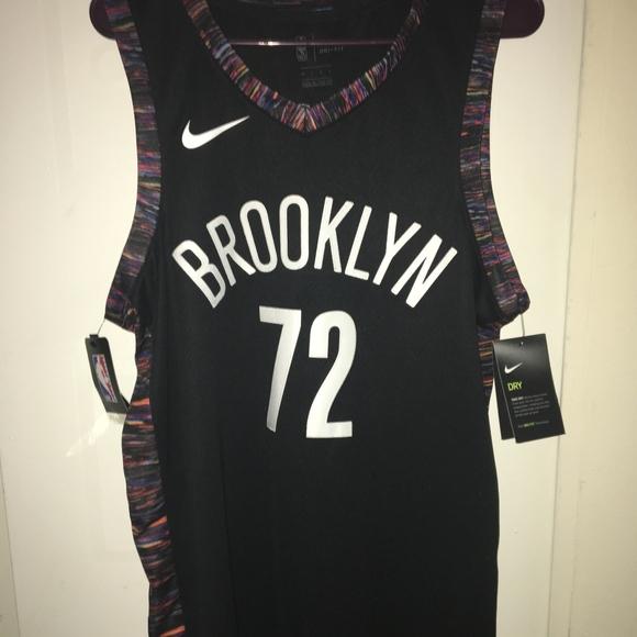 premium selection 5b373 10acc NIKE Brooklyn Nets Jersey Notorious